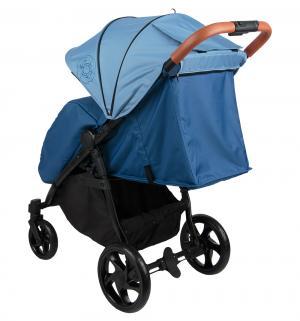 Прогулочная коляска  M-8, цвет: синий McCan