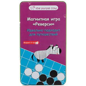 Магнитная игра  Реверси The Purple Cow