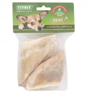 Лакомство  для взрослых собак Копыто мясное говяжье TitBit