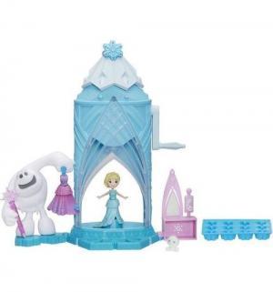 Замок  Frozen сделай волшебный снег Disney Princess