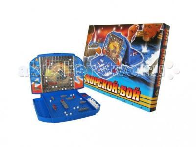 Игра Морской бой 10021 Биплант
