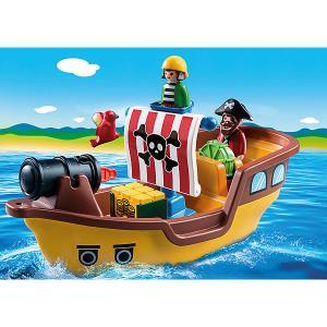 Конструктор Playmobil Пиратский корабль, 5 деталей PLAYMOBIL®