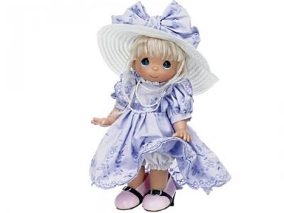 Кукла В туфлях мамы 30 см Precious