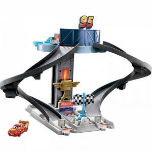 Игровой набор Rusteze гоночная башня Тачки