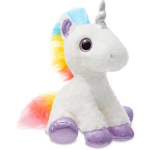 Мягкая игрушка Aurora Радужный Единорог, 30 см. Цвет: разноцветный