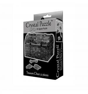Головоломка 3D  Сундук Пиратский Crystal Puzzle
