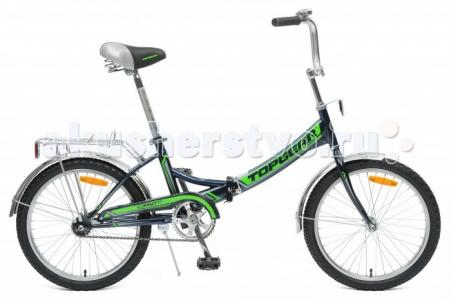 Велосипед двухколесный  складной Compact 50, 1 скорость 20 TopGear