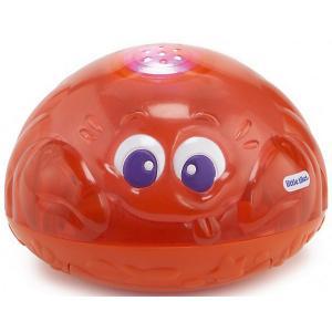 Игрушка для ванны Вращающийся фонтан, , красный Little Tikes. Цвет: красный