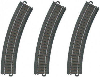 Набор расширения рельсовых путей 36 см 3 шт. Marklin