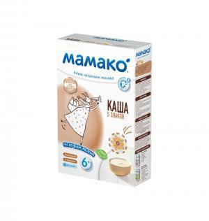 Каша  молочная 5 злаков на козьем молоке с 6 месяцев 200 г 1 шт Мамако