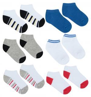 Носки, цвет: синий Luvable Friends