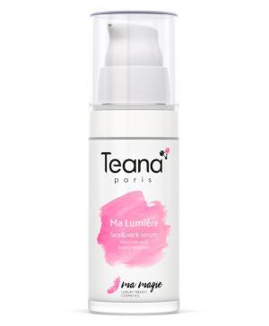 Сыворотка для лица увлажнения и мерцающего сияния кожи Ma Lumière (Мой Свет), 30 мл Teana