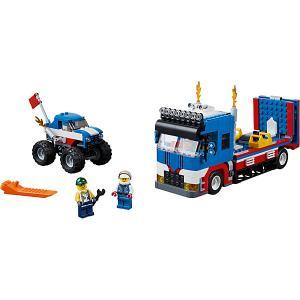 Конструктор  Creator 31085: Мобильное шоу LEGO