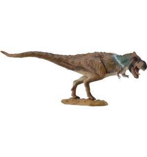 Фигурка  Тираннозавр на охоте L Collecta