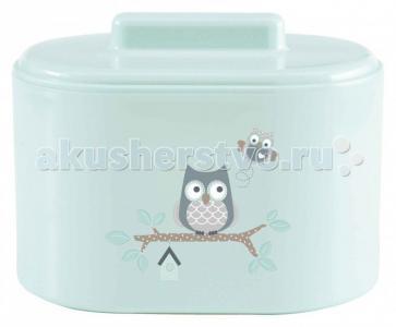 Пластиковая коробочка для гигиенических принадлежностей Bebe Jou
