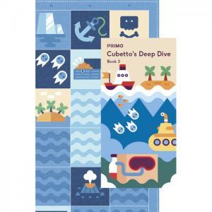 Карта для путешествий Океан Primo Toys