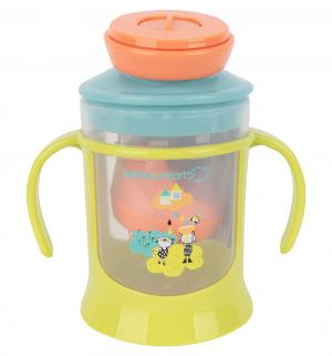 Поильник-чашка  Under the rainbow, от 9 мес Bebe confort