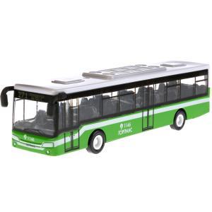 Инерционный автобус  14.5 см Технопарк