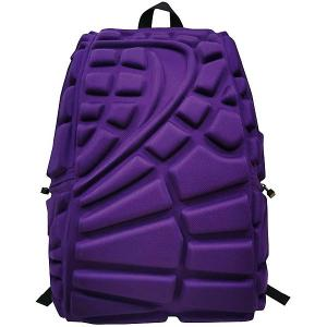 Рюкзак  Octopack Full, 46х36х20 см MadPax. Цвет: фиолетовый