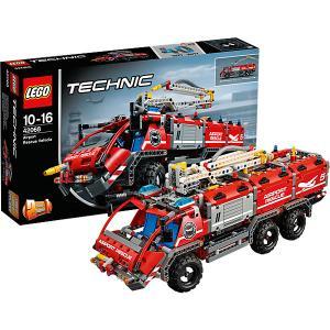 Technic 42068: Автомобиль спасательной службы LEGO