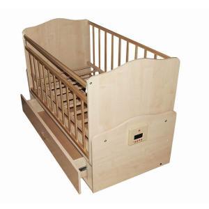 Детская кроватка  Укачай-ка 02 поперечный маятник Daka Baby