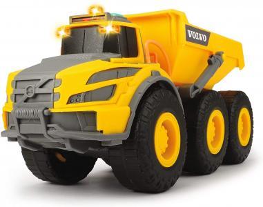 Самосвал  Volvo 23 см Dickie Toys