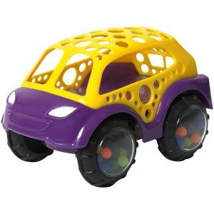 Машинка-неразбивайка , желто-фиолетовая Baby Trend
