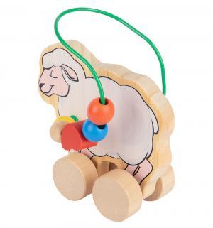 Овца, 21 см Мир Деревянных Игрушек