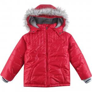 Куртка утепленная для мальчика Wojcik. Цвет: бордовый