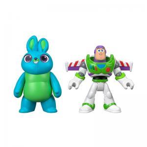 Игровой набор  Toy Story 4 Buzz Lightyear & Bunny Imaginext