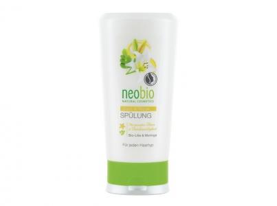 Кондиционер для восстановления и блеска волос с био-лилией морингой 250 мл Neobio