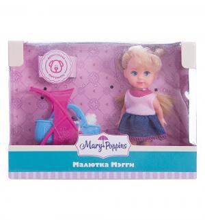 Кукла  Мегги Прогулка с питомцем 9 см Mary Poppins