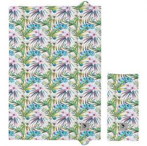 Пеленальный матрас мягкий для путешествий Flora & Fauna 40х60 см Ceba Baby