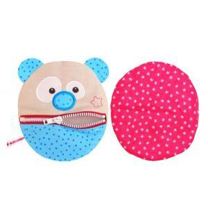 Мягкая игрушка  Доктор Мякиш Медведь Болтун Мякиши