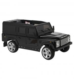 Электромобиль  Land Rover Defender, цвет: черный Weikesi