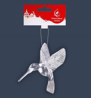 Елочное украшение  Птица Новогодняя сказка