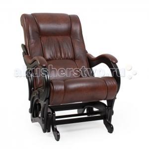 Кресло для мамы  Гляйдер модель 78 Венге Комфорт