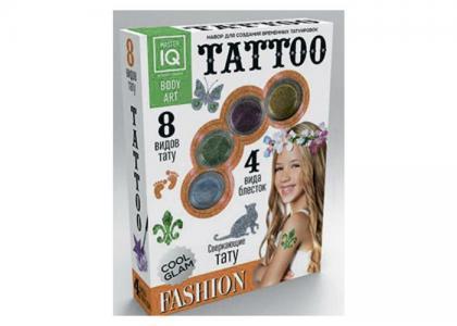 Игровой набор для временных татуировок Fashion Каррас