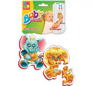 Пазл  Зоопарк Vladi Toys