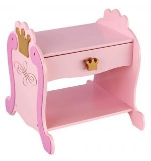 Столик прикроватный  Принцесса KidKraft