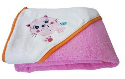 Полотенце для купания Kitten 90х90 см Uviton