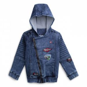 Куртка для мальчиков Моторейсер 191085 Playtoday