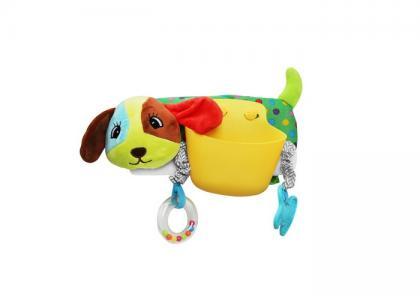 Подвесная игрушка  карман на коляску/кроватку Dog Uviton