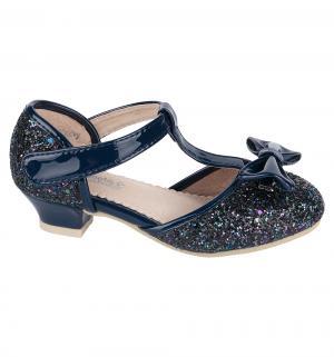 Туфли , цвет: синий Santa&Barbara