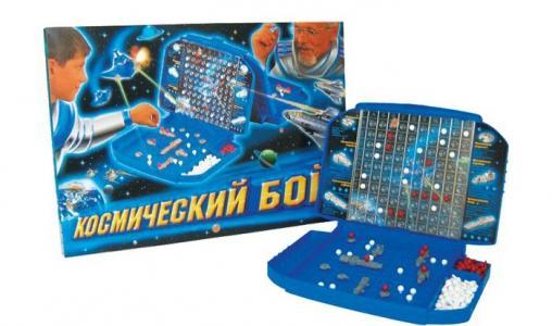 Игра Космический бой Биплант