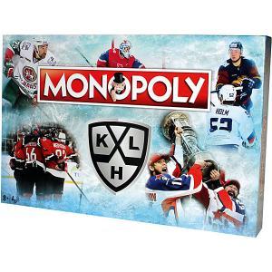 Настольная игра  Монополия КХЛ Hasbro