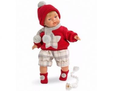 Кукла Саша 38 см L 38545 Llorens