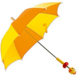 Зонт  Цыпленок, с ручкой Classic World. Цвет: orange/gelb