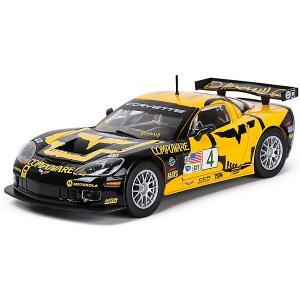 Машинка  Chevrolet Corvette C6R, 1:24 Bburago