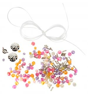Набор для творчества  Бижутерия руками детей с основой кольца Fancy Creative